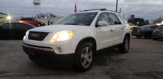Image for 2011 GMC Acadia SLT 1 ID: 76839