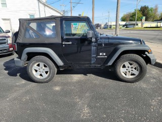 Image for 2009 Jeep Wrangler X ID: 1605680