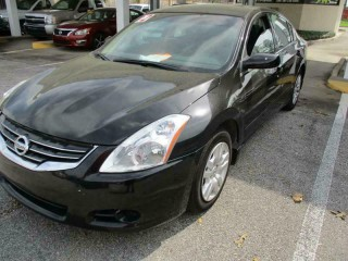 Image for 2012 Nissan Altima BASE ID: 78699