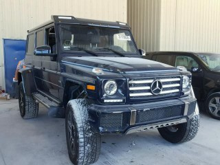 Image for 2017 Mercedes-Benz G-Class G 550 ID: 397446