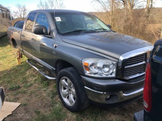 Image for 2007 Dodge Ram 1500 ST ID: 82439