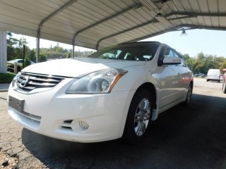 Image for 2012 Nissan Altima BASE ID: 1766549