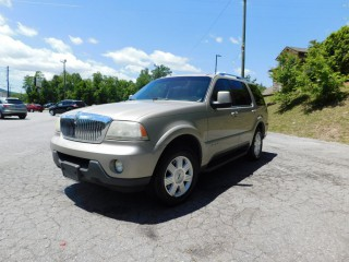 Image for 2005 Lincoln Aviator  ID: 820181