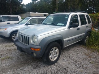 Image for 2003 Jeep Liberty Sport ID: 1250254