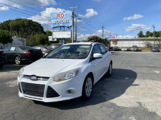 Image for 2012 Ford Focus SE ID: 2094101