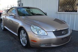 Image for 2004 Lexus SC 430 BASE ID: 1567284