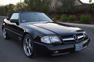 Image for 1998 Mercedes-Benz SL-Class SL 500 Sport ID: 1882579