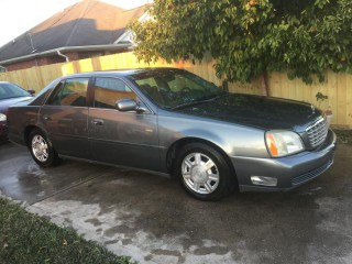 Image for 2005 Cadillac DeVille  ID: 114036