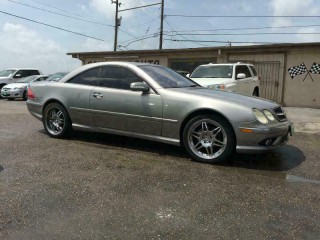 Image for 2006 Mercedes-Benz CL-Class CL 500 ID: 113366