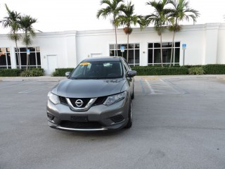 Image for 2015 Nissan Rogue S ID: 475786