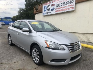 Image for 2015 Nissan Sentra S ID: 1761193