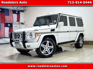 Image for 2011 Mercedes-Benz G-Class G AMG 55 4MATIC ID: 187699