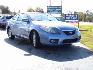Image for 2008 Toyota Camry SE ID: 125511