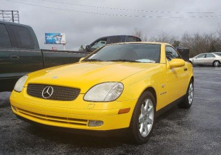 Image for 1999 Mercedes-Benz SLK-Class SLK 230 Kompressor ID: 125513