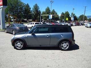 Image for 2009 MINI Cooper S Clubman ID: 122120
