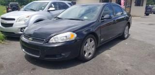 Image for 2007 Chevrolet Impala Super Sport ID: 1664078