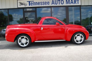 Image for 2004 Chevrolet SSR  ID: 1828434