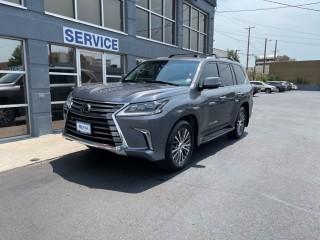 Image for 2018 Lexus LX 570 ID: 1851317