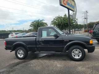 Image for 2002 Ford Ranger XL Standard Cab LB ID: 2204528