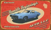 Image for Humble Beginnings Auto