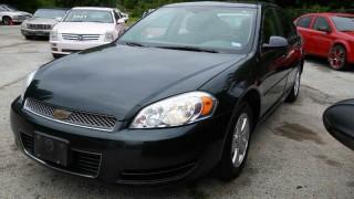 Image for 2009 Chevrolet Impala 1LT ID: 141197
