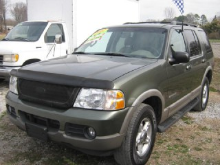 Image for 2002 Ford Explorer XLT ID: 140909