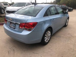 Image for 2011 Chevrolet Cruze LT ID: 1955899