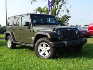 Image for 2015 Jeep Wrangler Unlimited Sport ID: 1872526