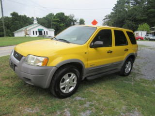 Image for 2001 Ford Escape XLT ID: 306972