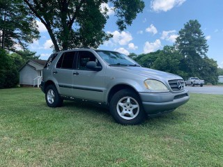 Image for 1998 Mercedes-Benz M-Class ML 320 ID: 147865