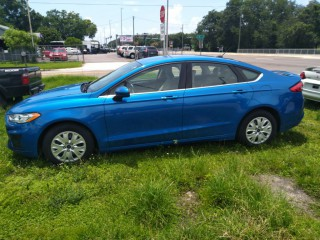 Image for 2019 Ford Fusion S ID: 149783