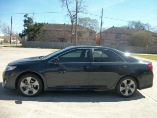 Image for 2012 Toyota Camry SE ID: 152537