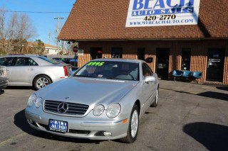Image for 2002 Mercedes-Benz CL-Class CL 500 ID: 158825