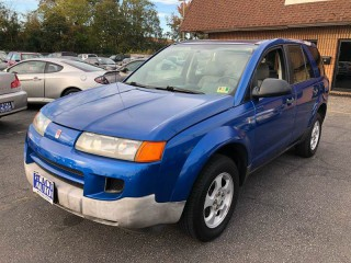 Image for 2003 Saturn Vue  ID: 158833