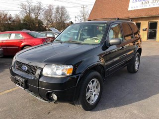 Image for 2005 Ford Escape Limited ID: 158954