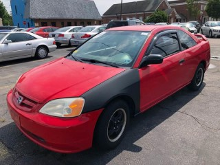 Image for 2001 Honda Civic LX ID: 158973