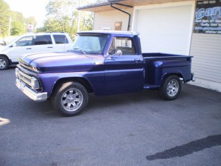 Image for 1966 Chevrolet C/K 10 p/u ID: 161661