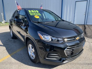Image for 2019 Chevrolet Trax LS ID: 1956749