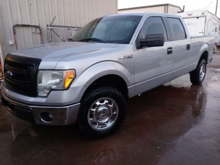 Image for 2014 Ford F-150 Supercrew ID: 1011926