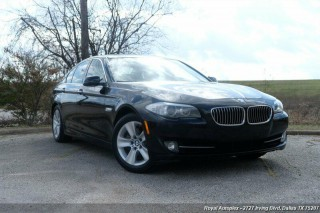 Image for 2013 BMW 5 Series 528i ID: 1092824