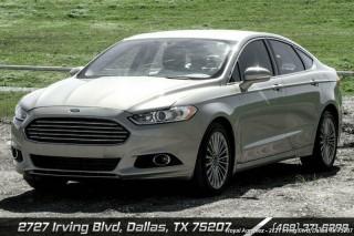 Image for 2015 Ford Fusion Titanium ID: 206734