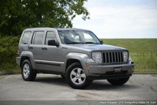 Image for 2012 Jeep Liberty Sport ID: 206758