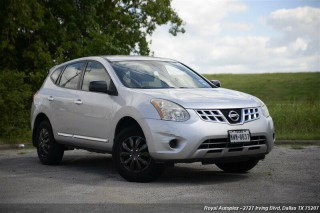 Image for 2011 Nissan Rogue S ID: 206761