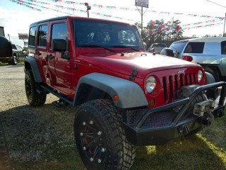 Image for 2011 Jeep Wrangler Unlimited Rubicon ID: 156584