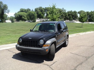 Image for 2007 Jeep Liberty Sport ID: 336225