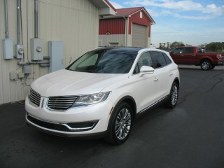 Image for 2016 Lincoln MKX Reserve ID: 157114
