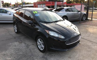 Image for 2014 Ford Fiesta SE ID: 32971