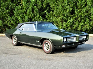 Image for 1969 Pontiac GTO  ID: 1134013