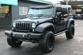 Image for 2014 Jeep Wrangler Unlimited Sport ID: 167237