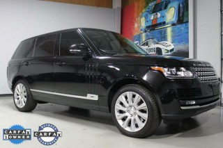 Image for 2014 Land Rover Range Rover Supercharged LWB ID: 165578